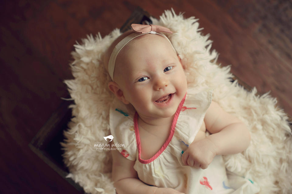 Our Olivia Lake // 3 Months – {Atlanta Woodstock Baby Photographer)