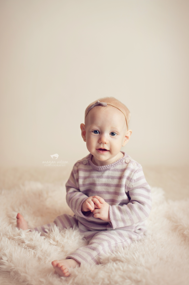 Our Olivia // 7 months – {Woodstock Marietta Baby Photographer}