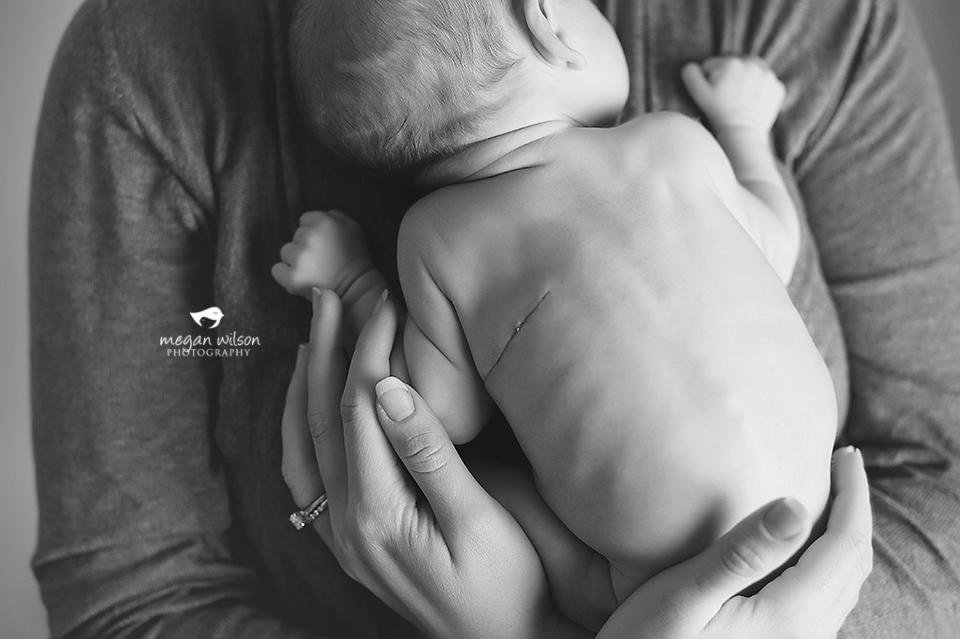 Gage – {Atlanta Newborn Photographer}