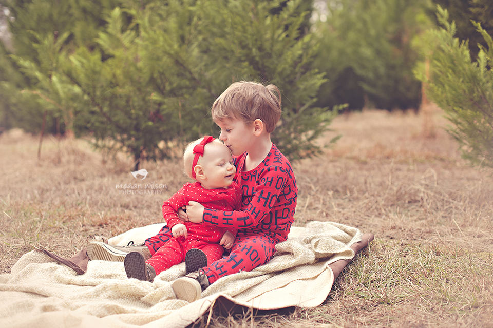My little elves – {Atlanta Baby and Family Photography}