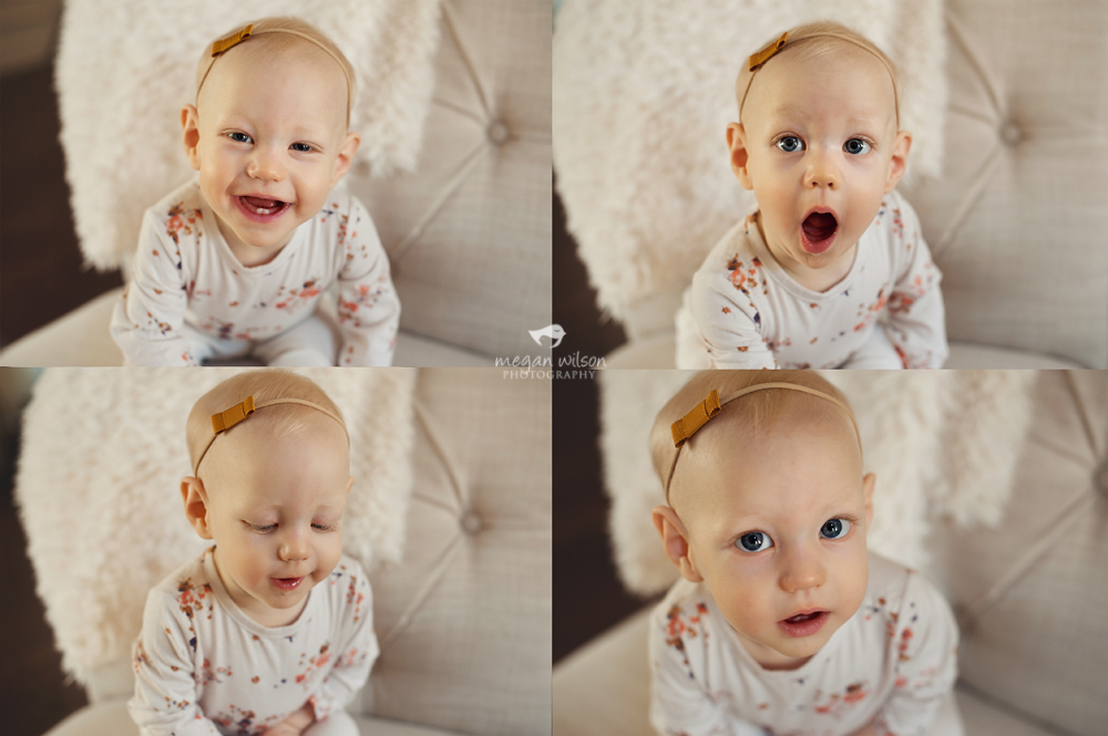 Our Olivia // 9 months – {Atlanta Baby Photographer}