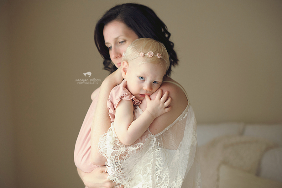 Our Olivia : 15 months – {Woodstock Roswell Baby Photography}