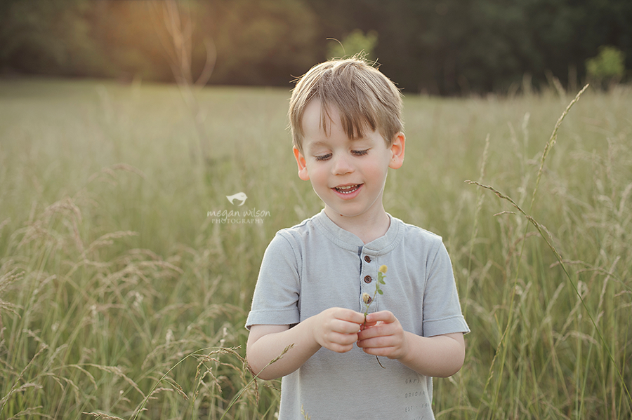 My Liam – {Woodstock Child Photography}