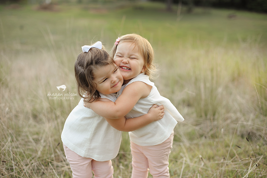 Anne & Mary – {Atlanta Canton Twin Child Photography}