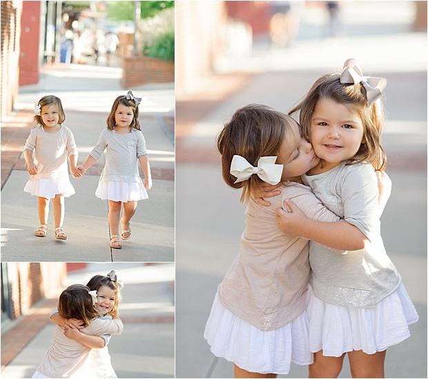 Anne & Mary are 3! – {Canton Marietta Child Photographer}