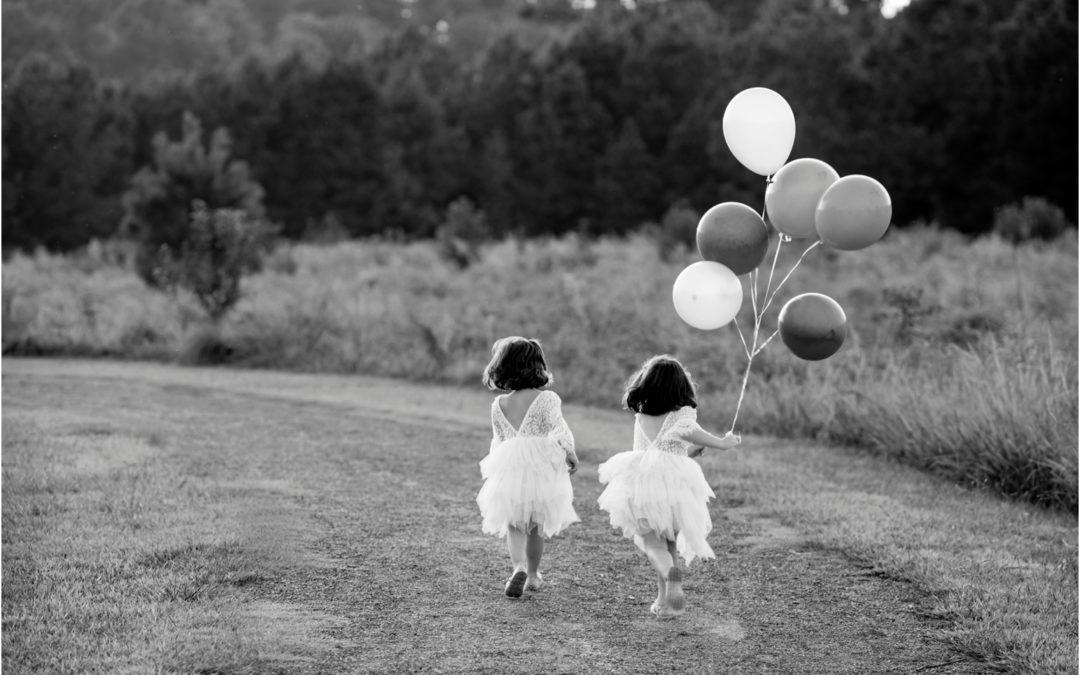 Anne & Mary – Atlanta Canton Child Photographer