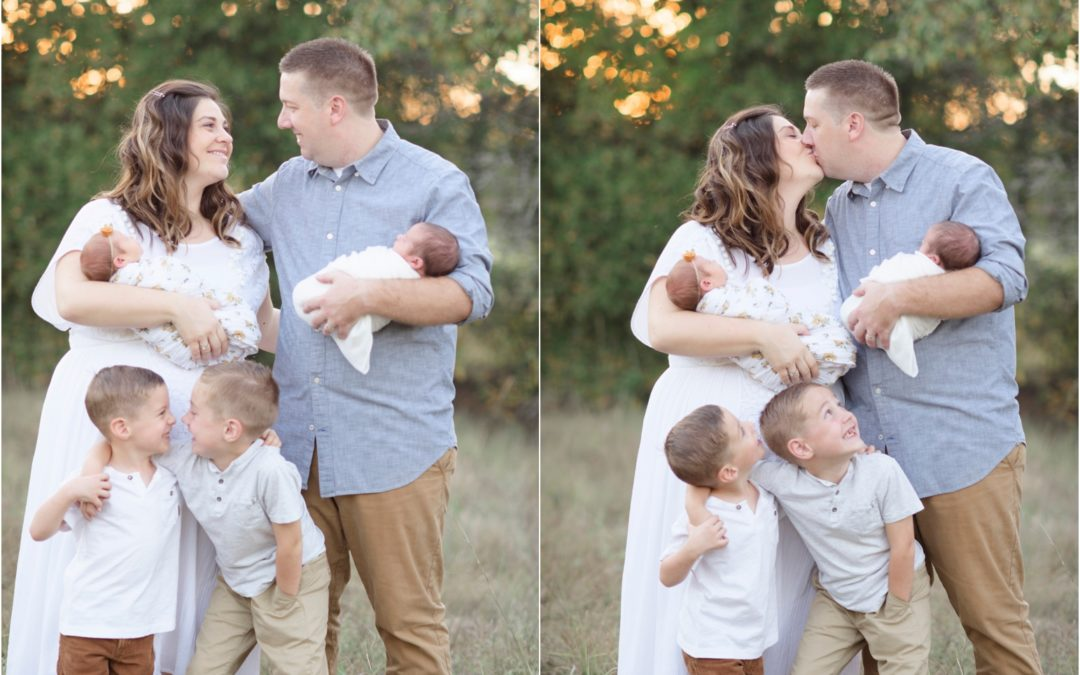 Two more to love | Woodstock Baby and Family Photographer