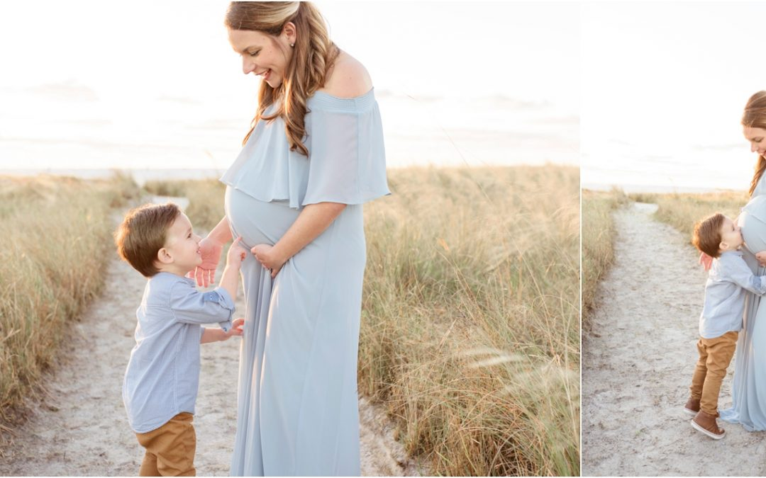A little brother – Woodstock Maternity and Newborn Photographer