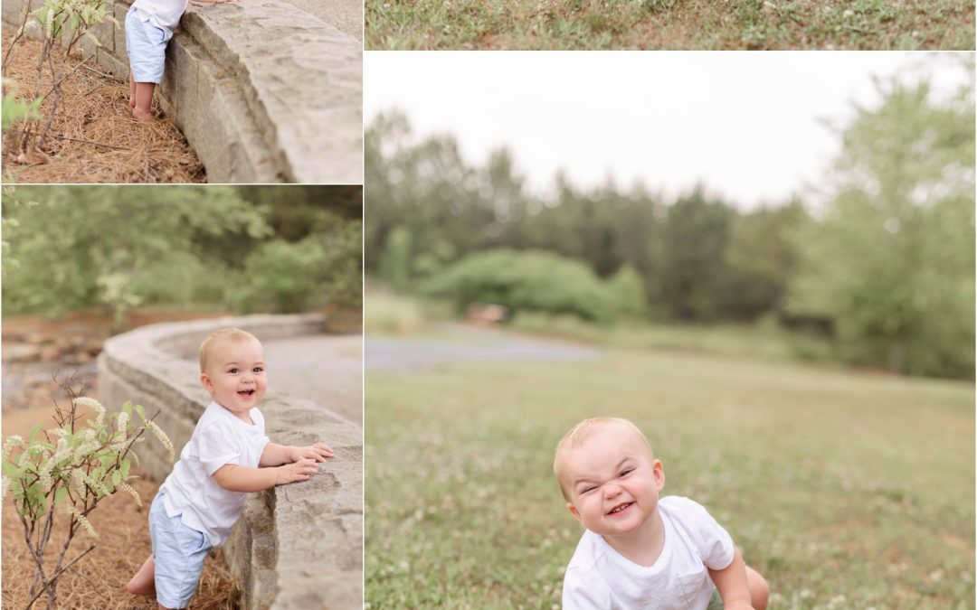 First Year – Suwanee Georgia Baby Photographer