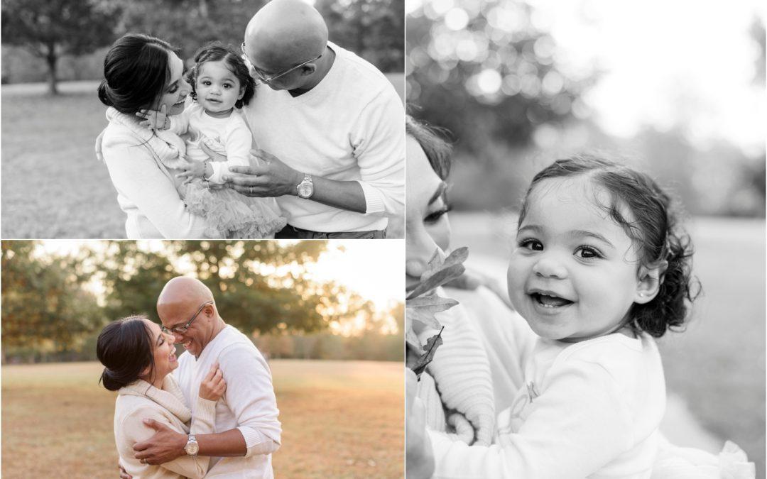 Sarani is One | Marietta Georgia Baby and Family Photographer