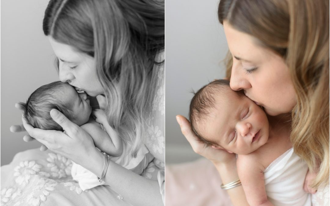 Baby Sister | Alpharetta Newborn Baby Photographer